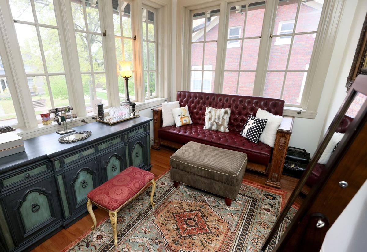 At Home with the Irlbeck Whitson family in Compton Heights