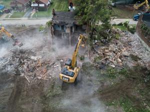 Clean Sweep Ziele und Knollenfäule in der Greater Ville Nachbarschaft