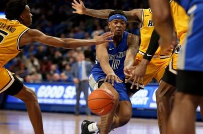 St. Louis University Billikens 80, VCU Rams 62