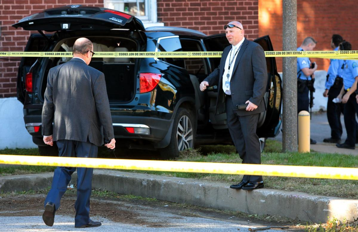 Retired officer shot, killed in robbery attempt in Tower Grove South