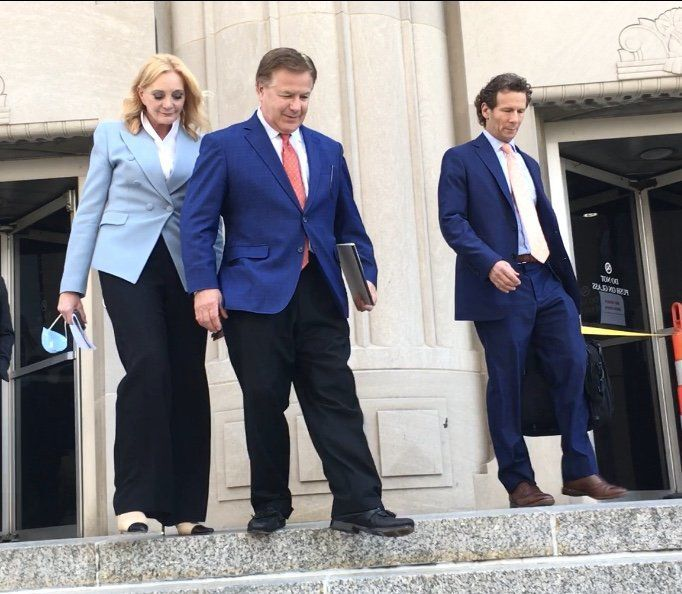 Mark and Patricia McCloskey plead guilty to misdemeanors