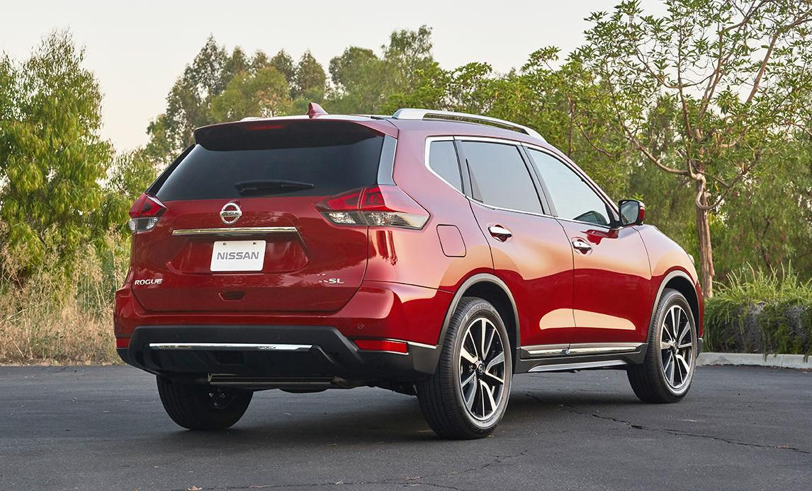 2020 Nissan Rogue 2