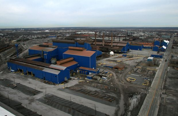 U S Steel Settles Pollution Lawsuits At 3 Plants Including Granite City Business