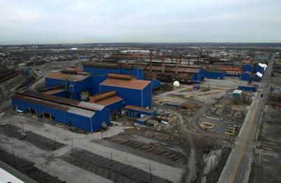 BZ DC Granite City Steel