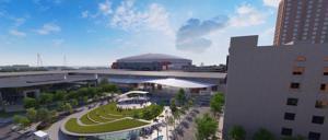 St. Louis convention center ekspansi ditahan sebagai kota para pejabat khawatir tentang utang