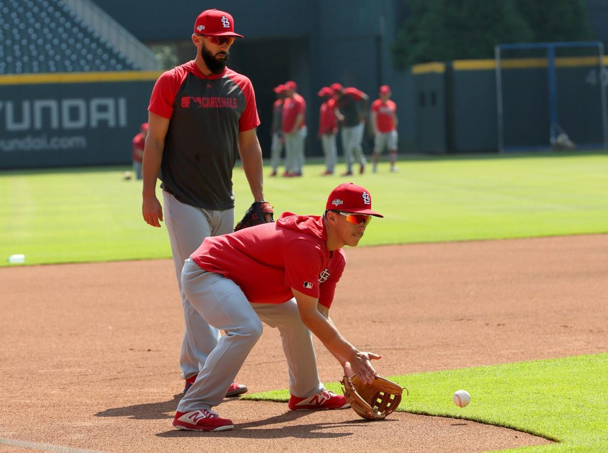 Do the st louis cardinals play today