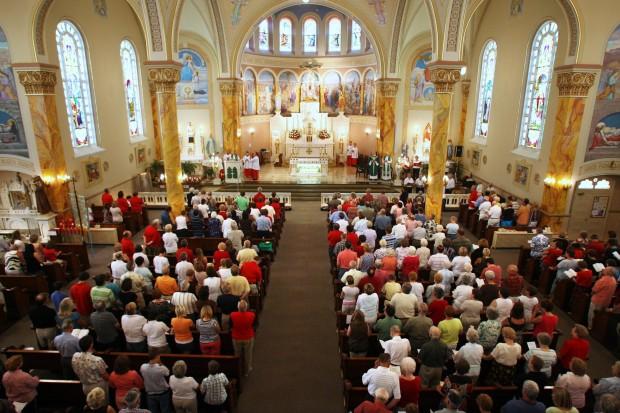 Polka Mass
