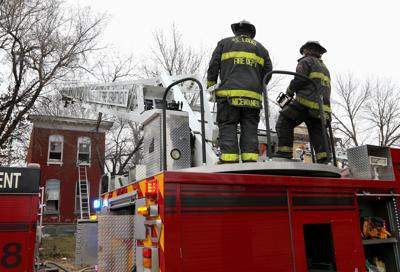 Fire on the 4200 block of Evans Avenue