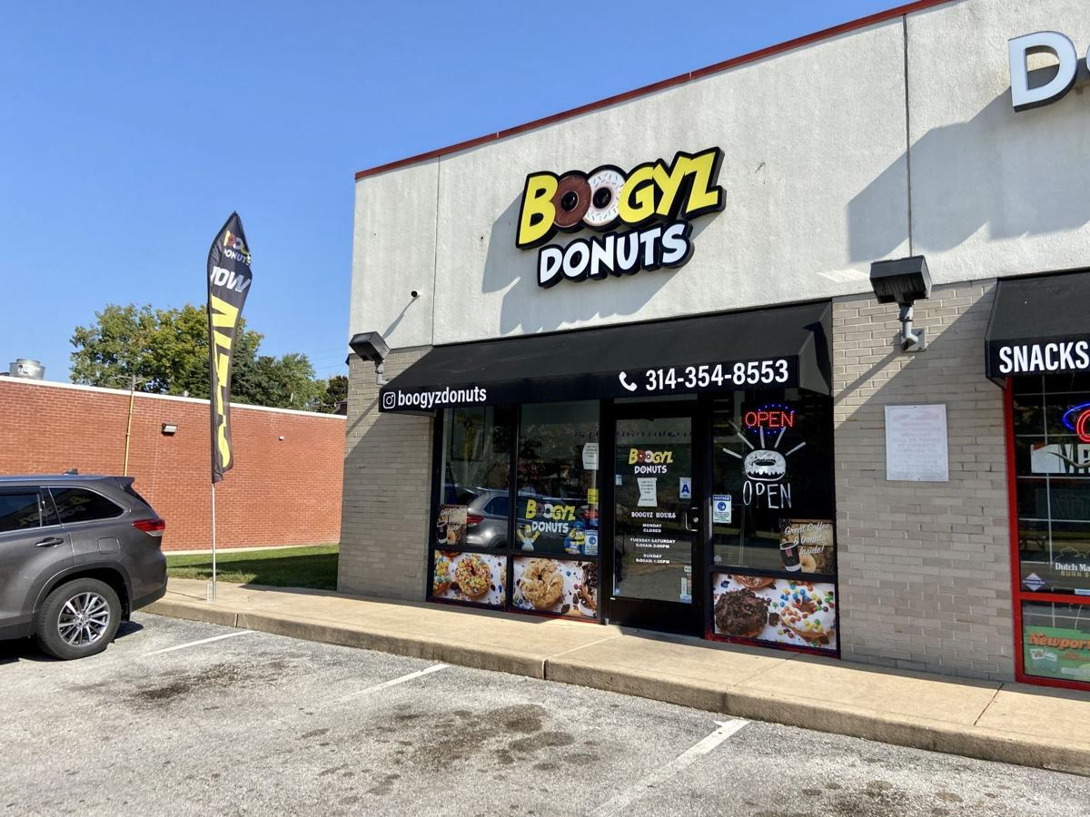 Boogyz Donuts exterior