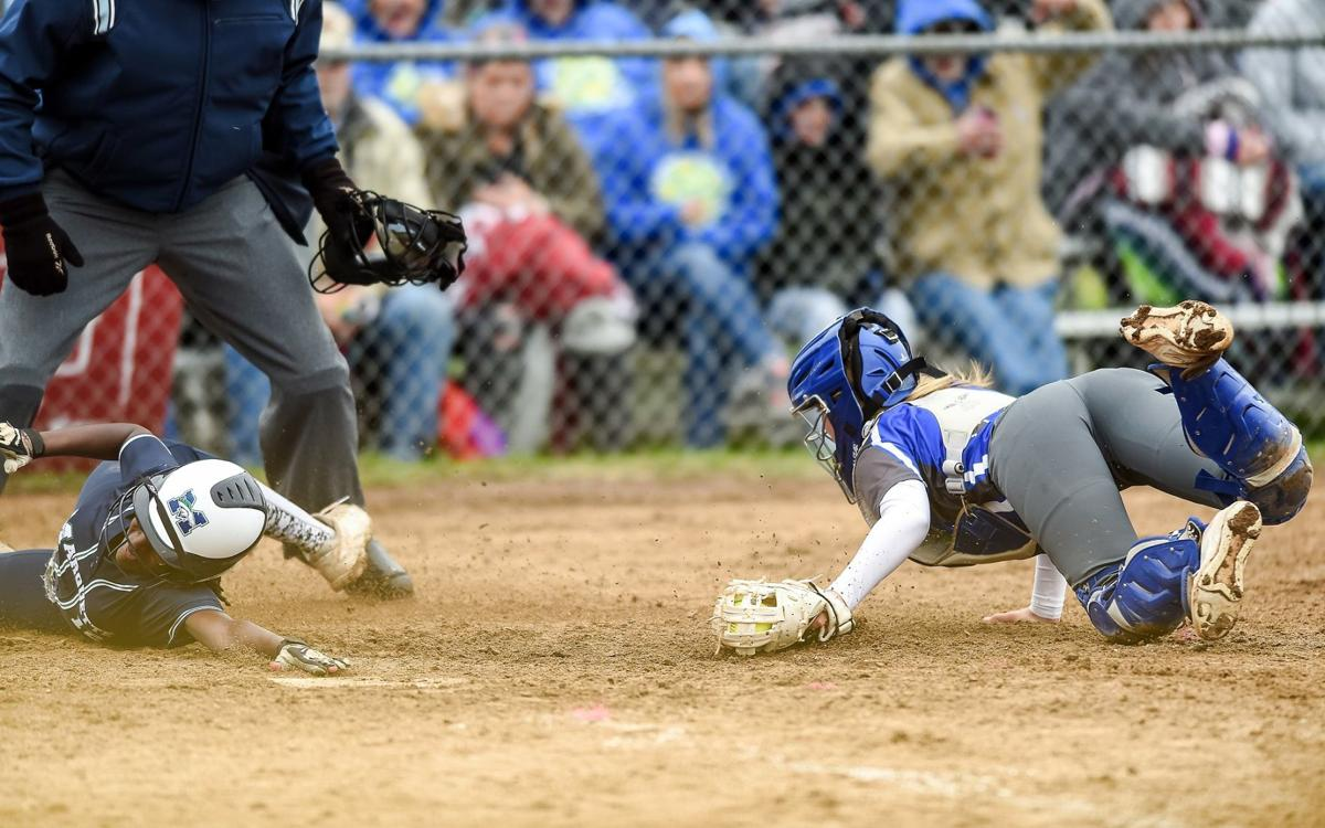 Class 4 state semifinal: Blue Springs South 6, Marquette 5
