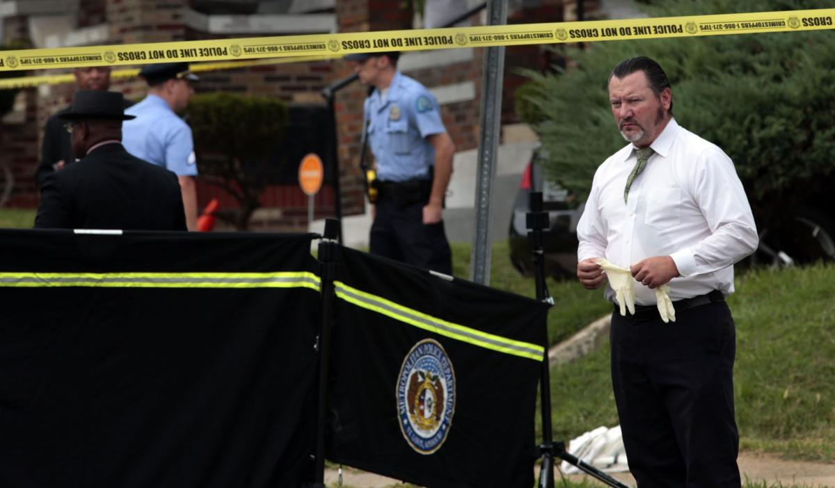 Man shot dead in Walnut Park West neighborhood