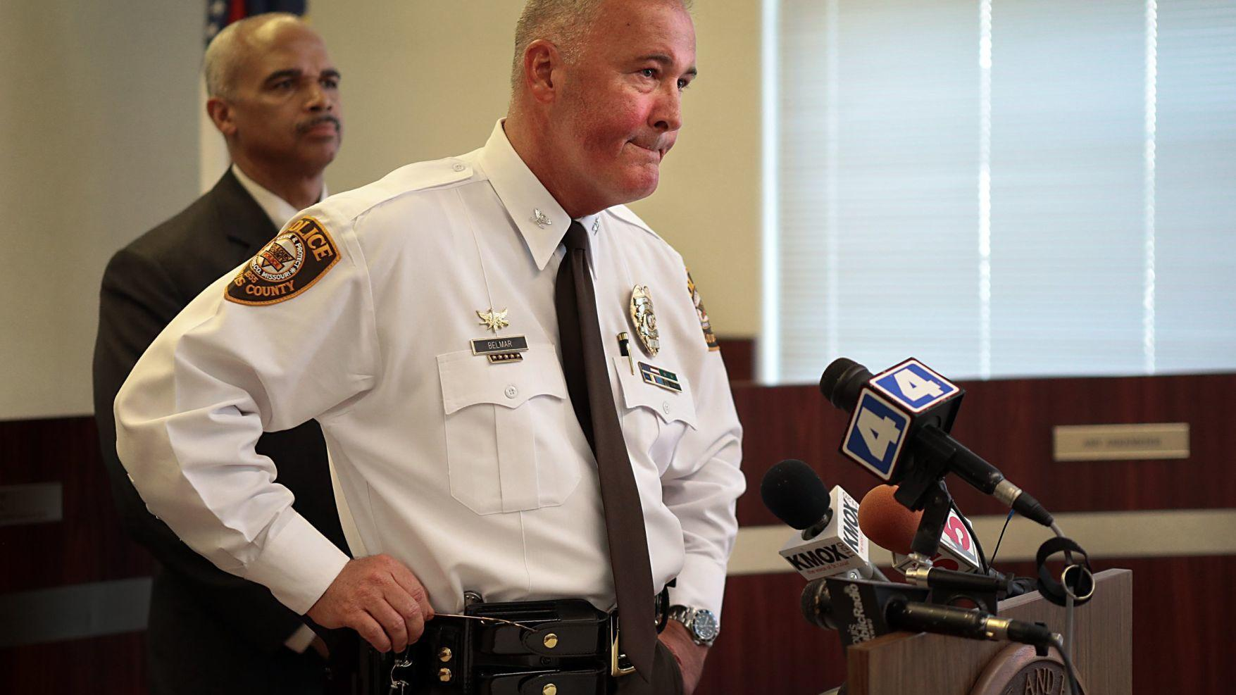 Police refuse to waive security guard rules to meet Ferguson-fueled ...