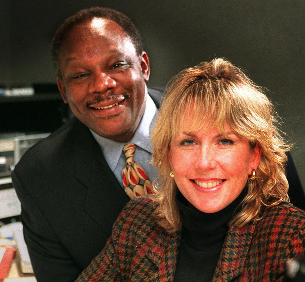 Bill Wilkerson and Wendy Wiese