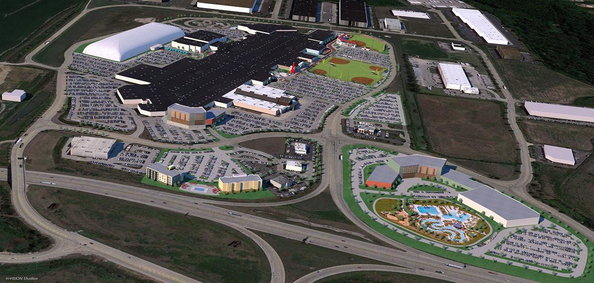 Still finalizing funding, Hazelwood sports campus gets cool reception from state board