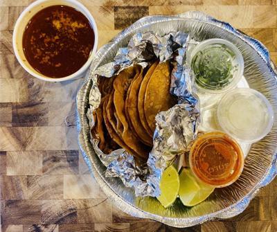 Tacos La Jefa birria