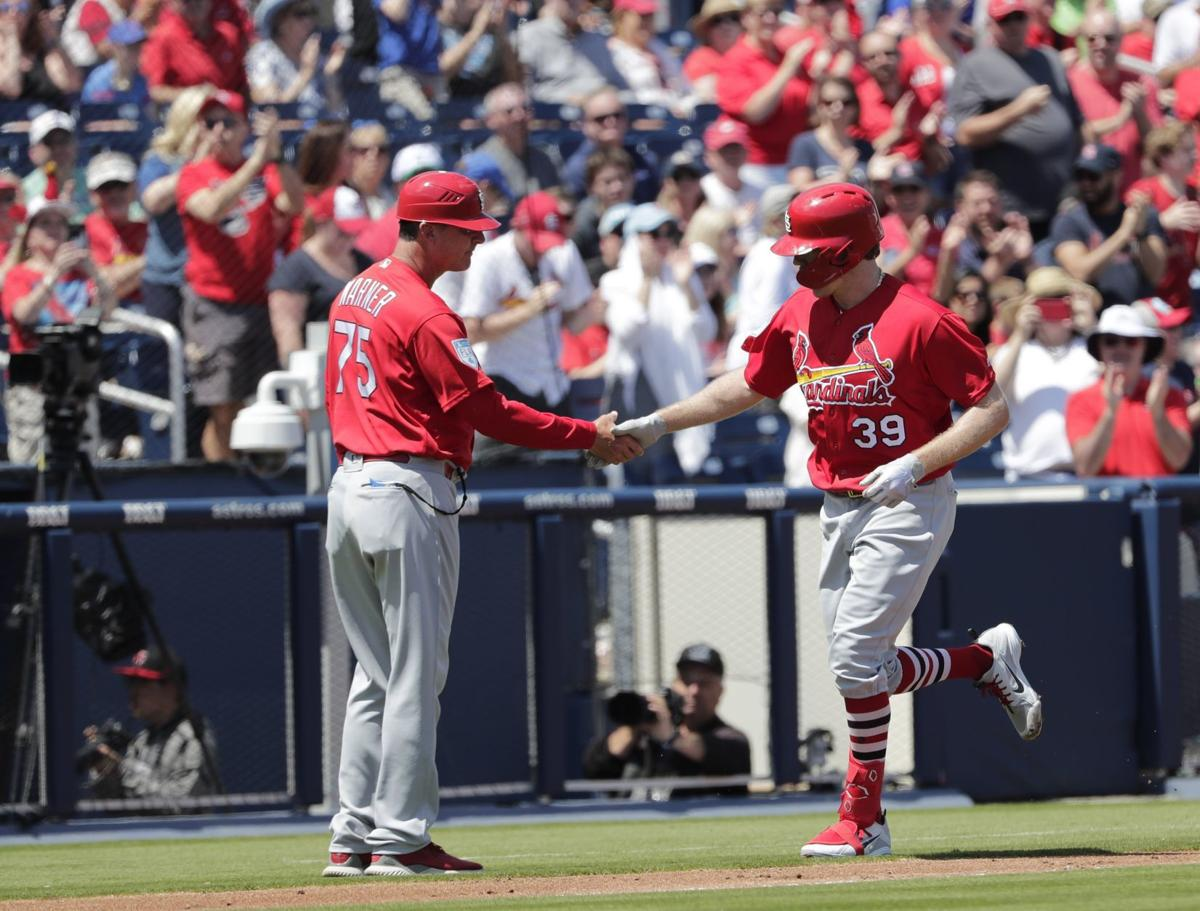 Cards notebook: Hudson stays grounded, throws 6 scoreless innings