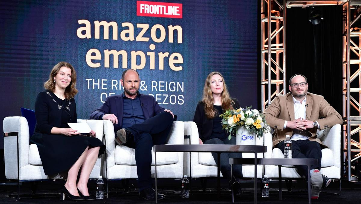 Worth Watching: 'Frontline' on 'Amazon Empire,' Cabin Fever on 'This Is Us,' 40 Years of Eric Braeden on 'Y&R'