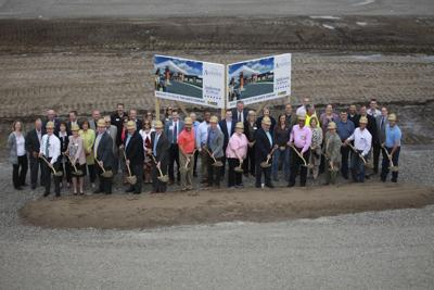 Anderson breaks ground at new medical office campus