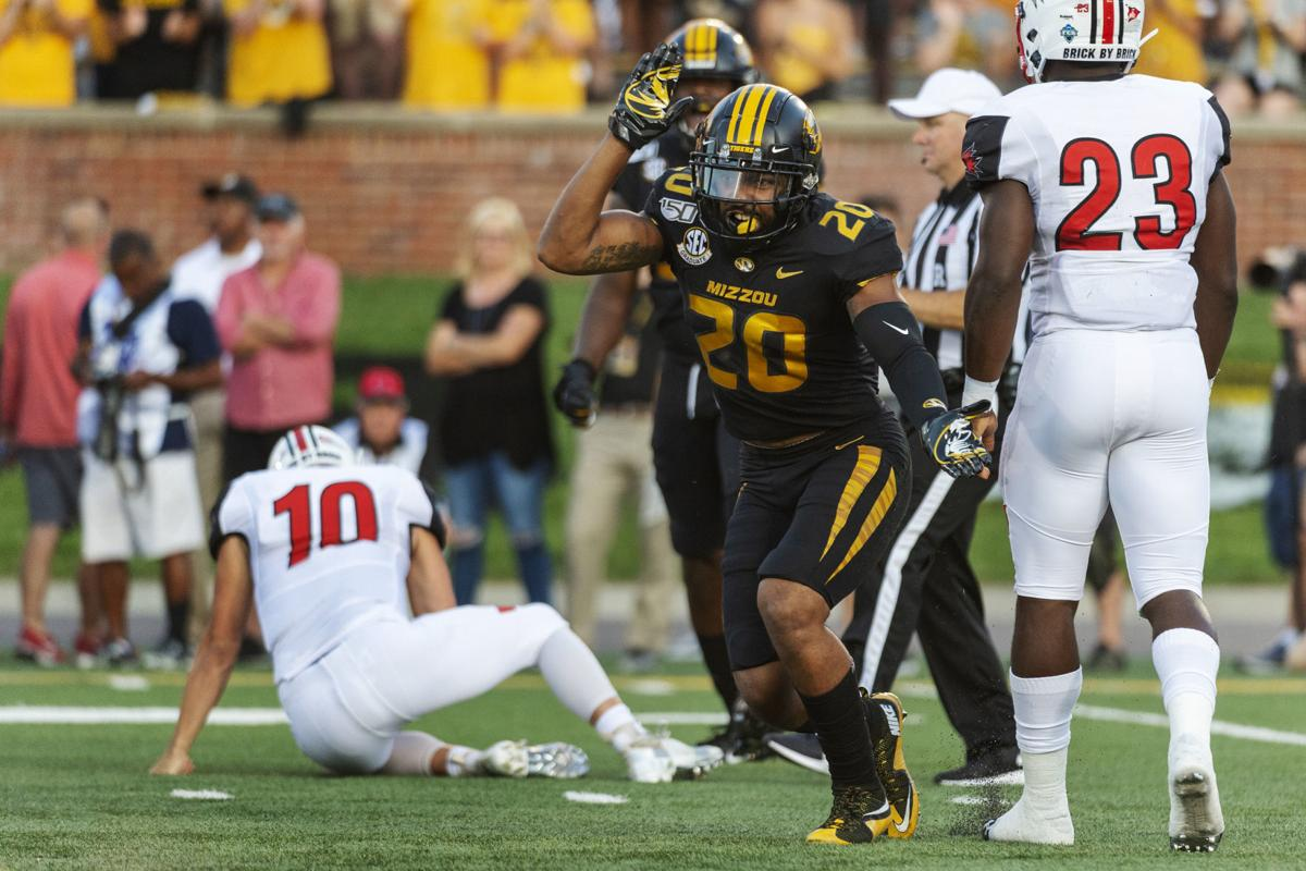 Photos: Mizzou dominates SEMO, 50-0