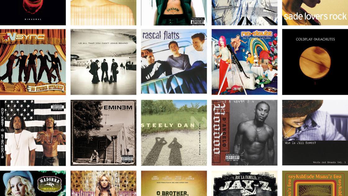 20 big albums turning 20 in 2020