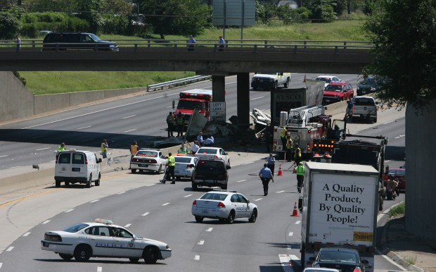 Highway 40 reopens after fatal truck crash | Metro | stltoday com