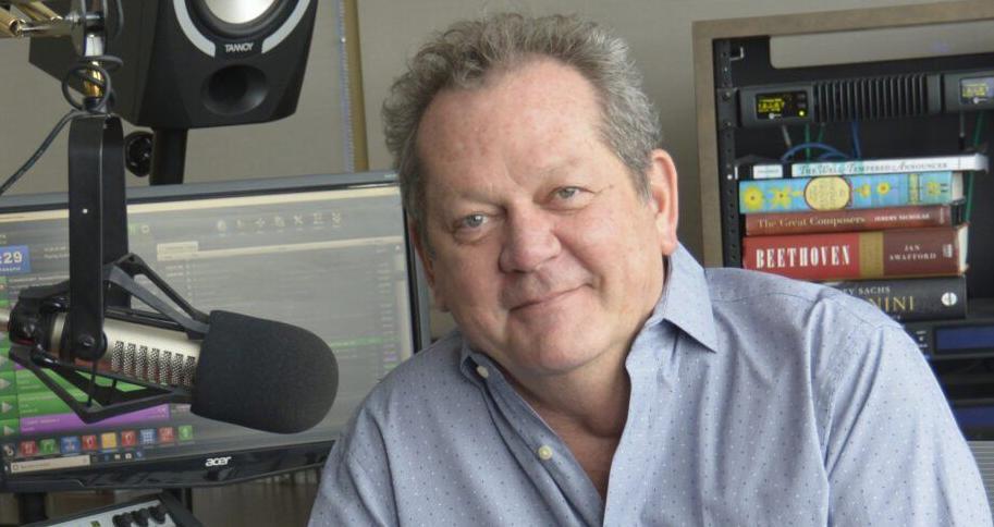 Radio host Jim Doyle