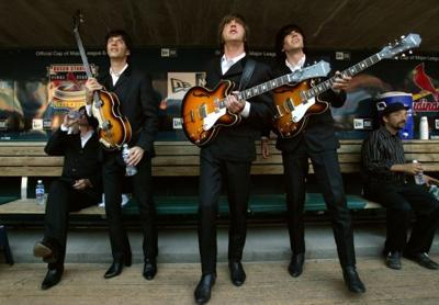Beatles at Busch