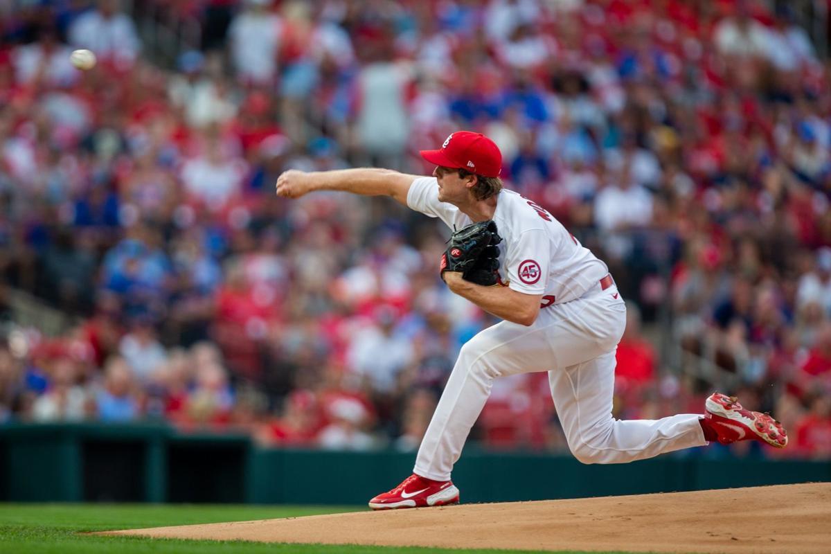 Cardinals begin home series against Cubs