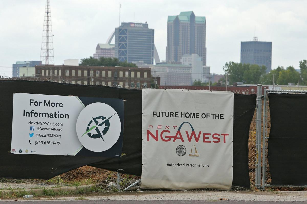 St. Louis is rezoning the area around new NGA site