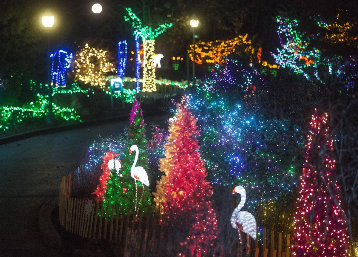 Holiday light displays around St. Louis will make your spirits glow ...