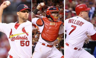 Wainwright, Molina, Holliday