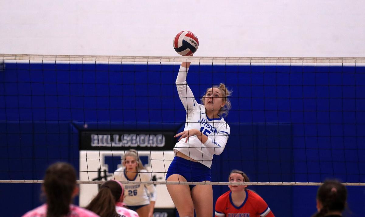 Jefferson volleyball