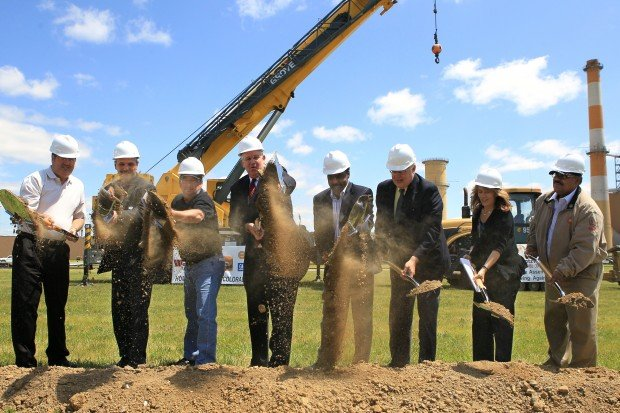 GM breaks ground on expansion of Wentzville plant