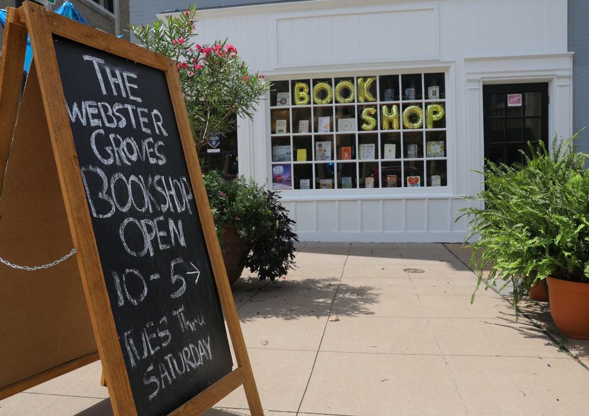 The Webster Groves Bookshop resurrected by new owner