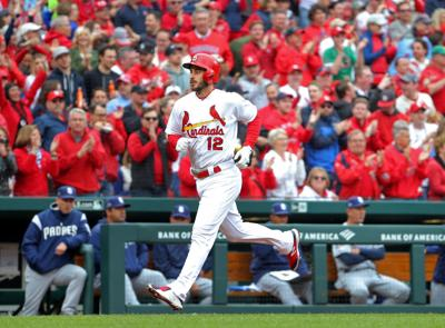 Cardinals host Padres in home opener