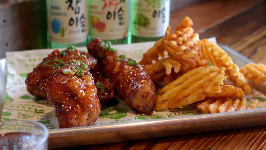 71 • Munsok So of Kimchi Guys talks Korean fried chicken