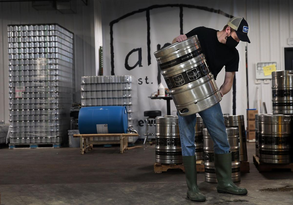 Area breweries pivot to survive