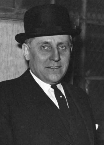 Bernard F. Dickmann