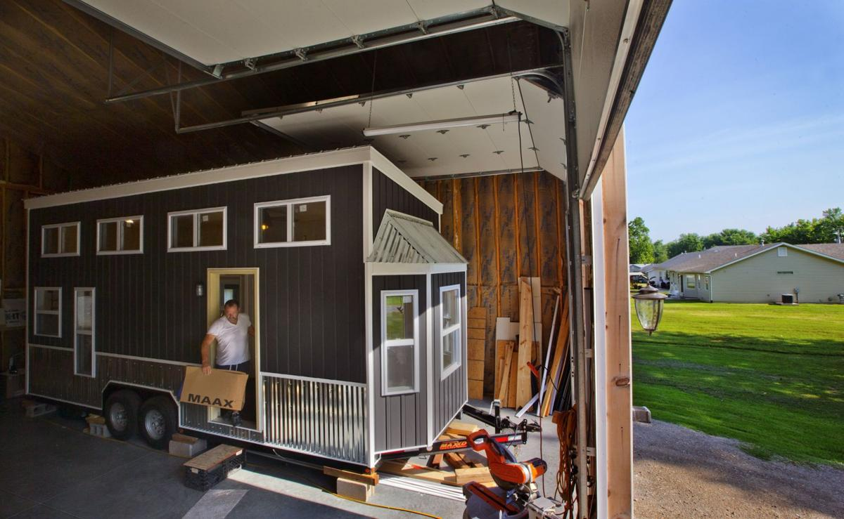 A family of 5 in this tiny house? A St. Peters company is banking on on