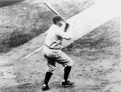 babe ruth baseball player biography