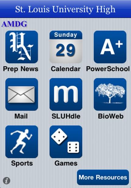 Sluh Calendar.Sluh Senior Is App To Be Creative Metro St Louis Education News
