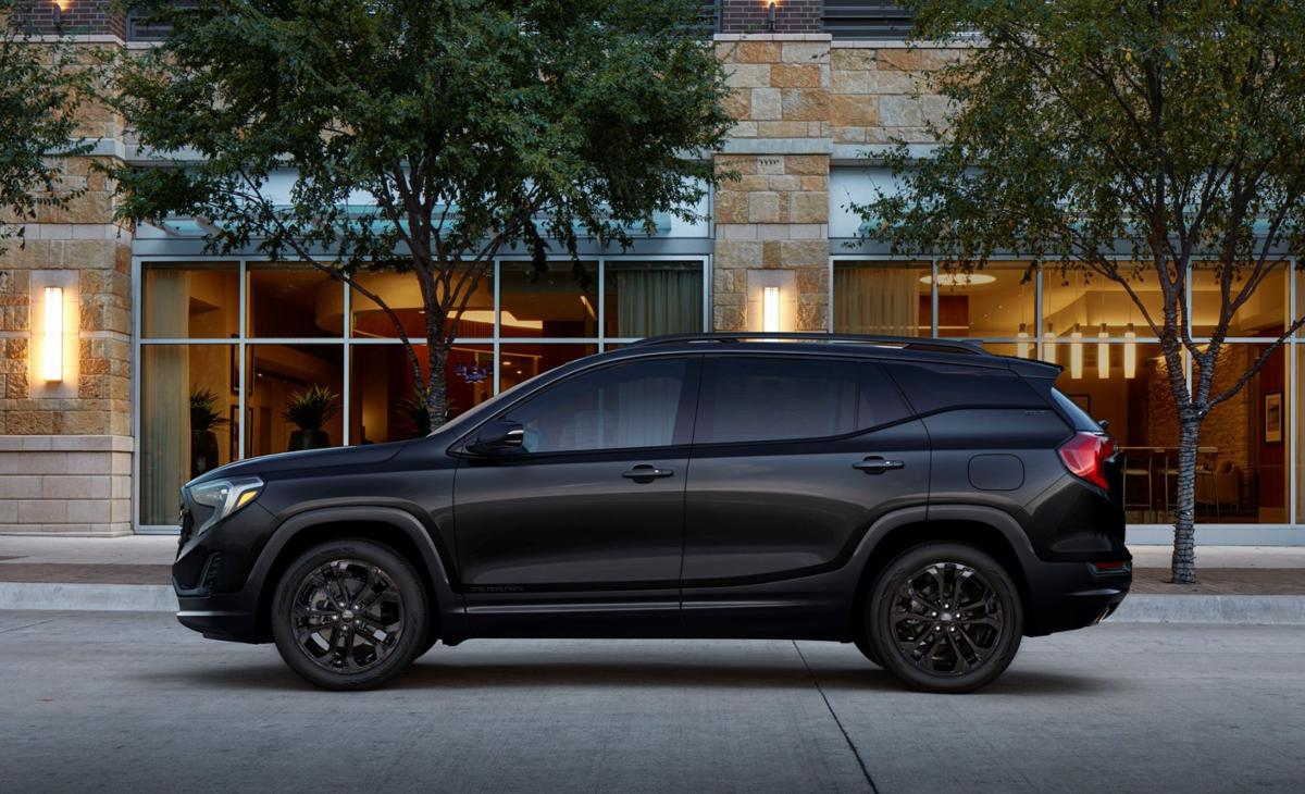 2019 Gmc Terrain Crossover Figures It Looks Good In Black