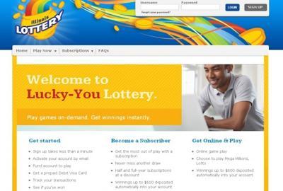 Illinois lottery online