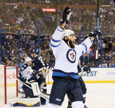 St. Louis Blues v Winnipeg Jets