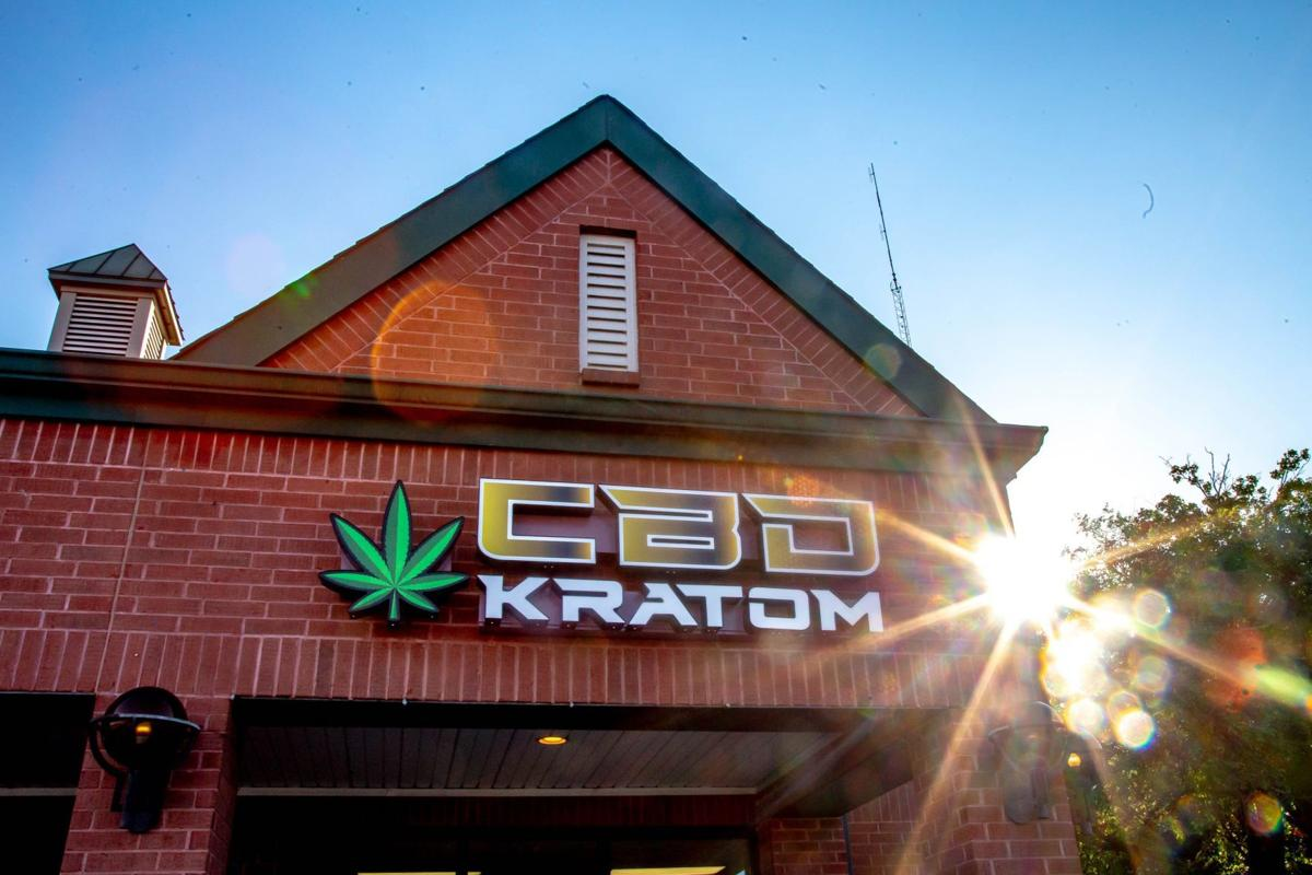 Cannabis-derived CBD shops are turning up all over St  Louis