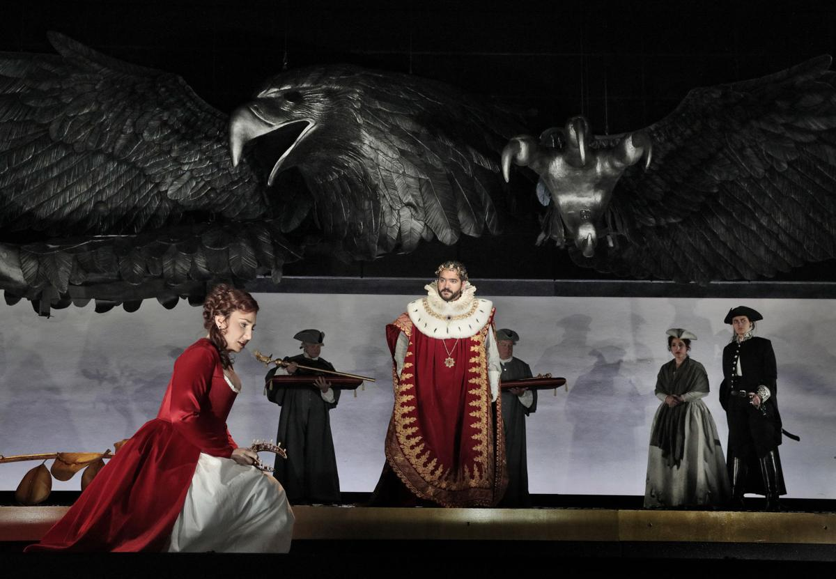 'Titus' at Opera Theatre of St. Louis