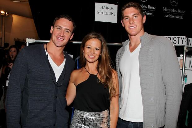 K Michelle And Ryan Lochte Michelle Smith,...