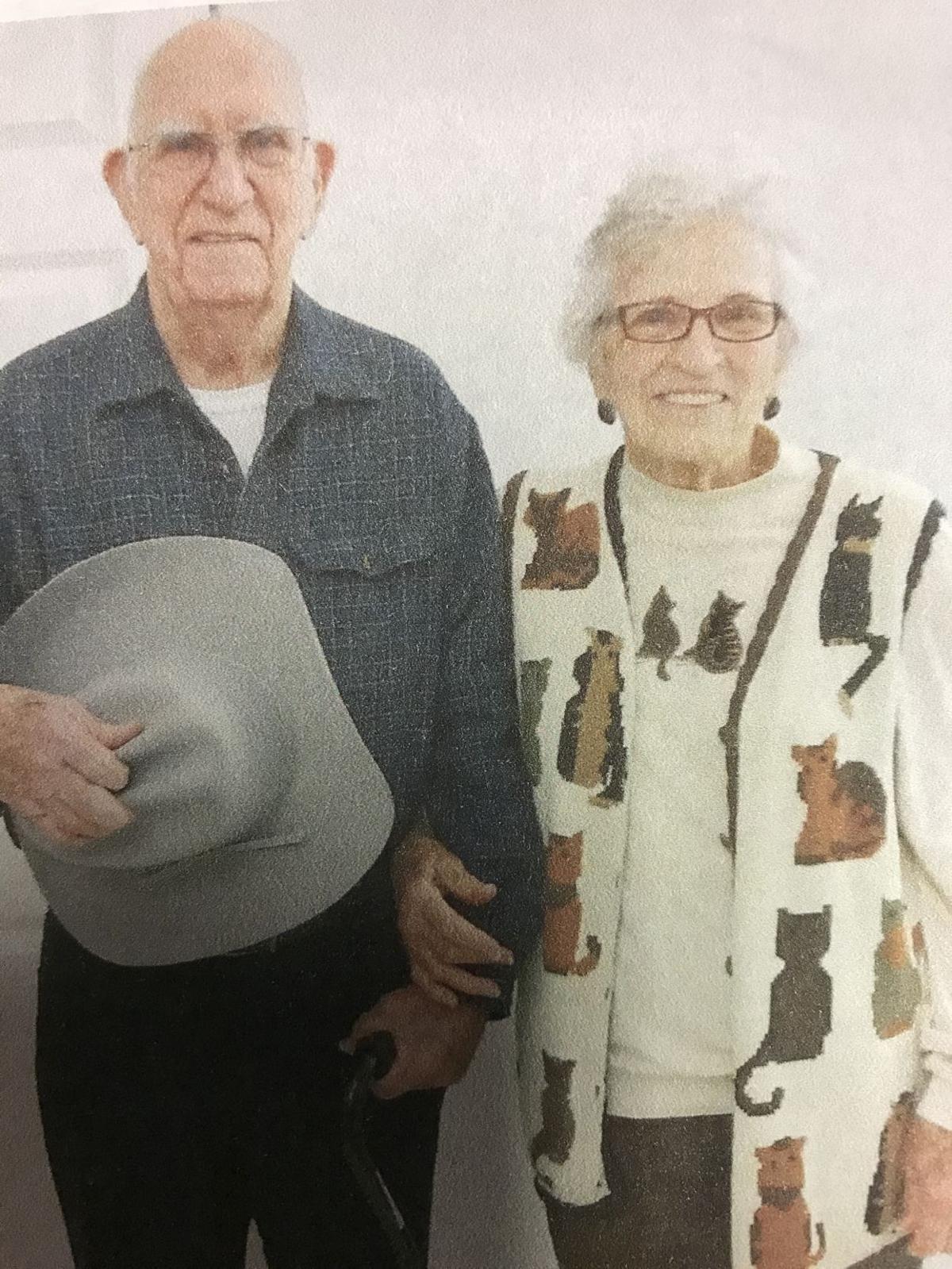 Roy and Genny Davis