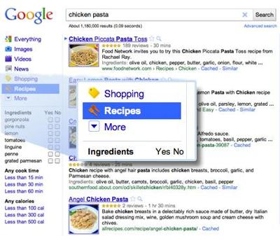 Google Improves Recipe Searches Off The Menu Stltoday