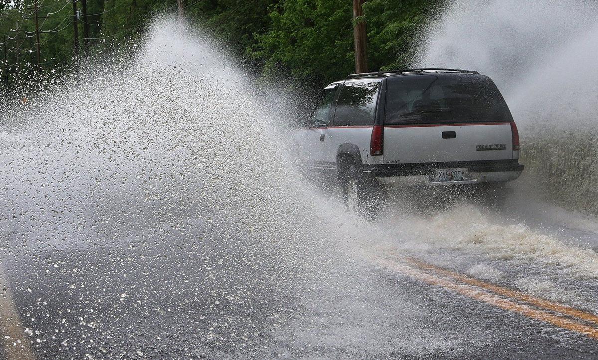 Area flooding threatens many road closures